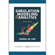 Simulation Modeling and Analysis Paperback – Import, 16 August 2006