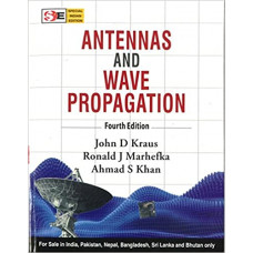 Antennas and Wave Propagation - SIE Paperback – 1 July 2017