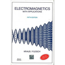 ELECTROMAGNETICS WITH APPLICATIONS Paperback – 1 July 2017