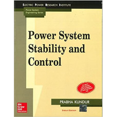 Power System Stability And Control Paperback – 19 January 2006