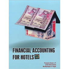 Financial Accounting for Hotels Paperback – 1 July 2017