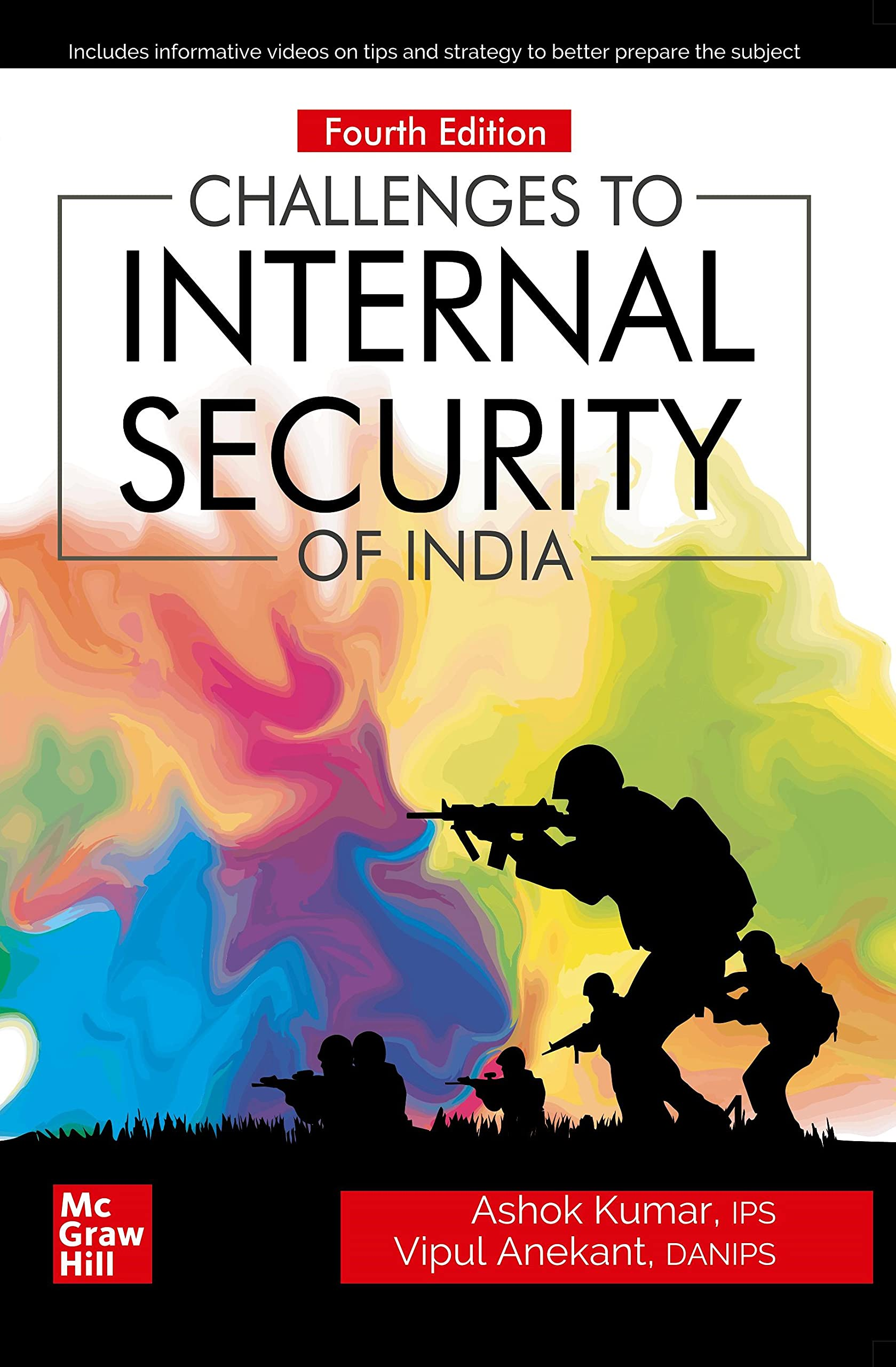 Challenges to Internal Security of India (4th Edition) Paperback – 9 July 2021