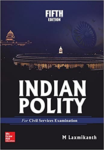 Indian Polity 5th Edition Paperback