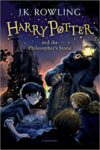 Harry Potter and the Philosopher's Stone Paperback – 3 September 2014
