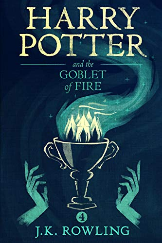 Harry Potter and the Goblet of Fire (Harry Potter 4) Paperback – 3 September 2014