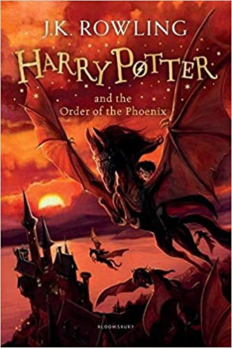 Harry Potter and the Order of the Phoenix (Harry Potter 5) Paperback – 1 September 2014