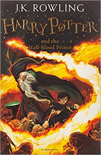 Harry Potter and the Half Blood Prince Paperback – 1 September 2014