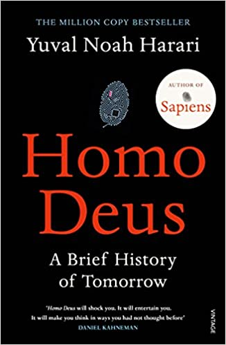 Homo Deus: A Brief History of Tomorrow Paperback – 23 March 2017