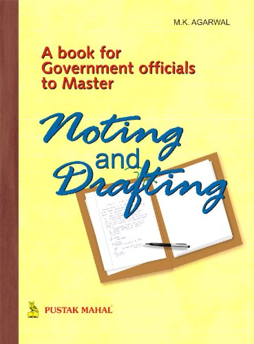 Govt. Officials to Master Noting & Draftin (DIC)