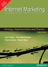 INTERNET MARKETING:STRATEGY,IMPLEMENTATION AND PRACTICE,3ED