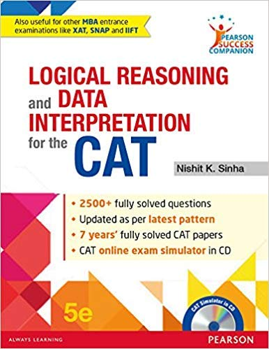 Logical Reasoning and Data Interpretation for the CAT (Old Edition) Paperback – 27 June 2016