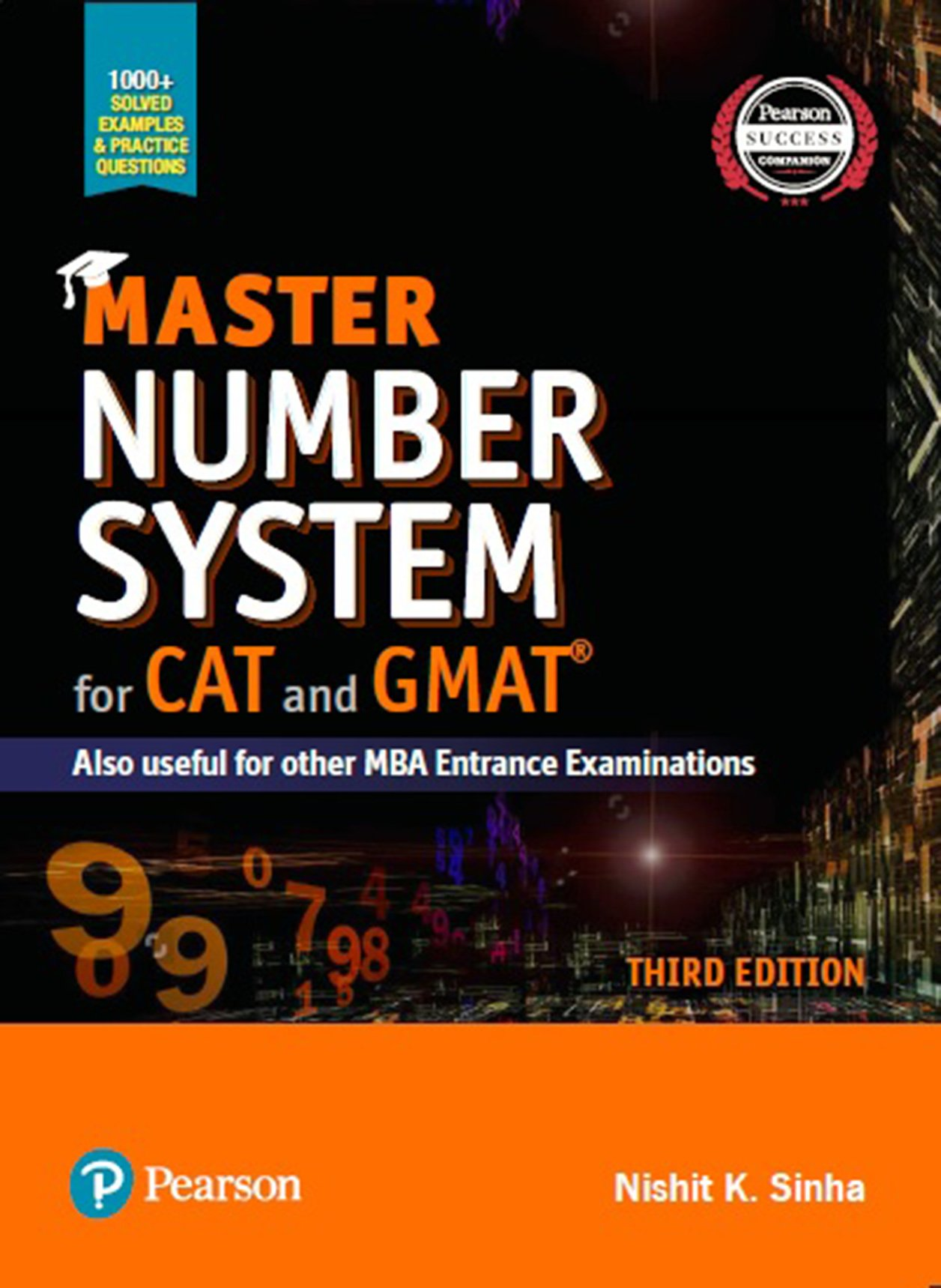 Master Number System for the CAT and GMAT  (Also Useful for other MBA Entrance Examinations) Paperback – 26 May 2017