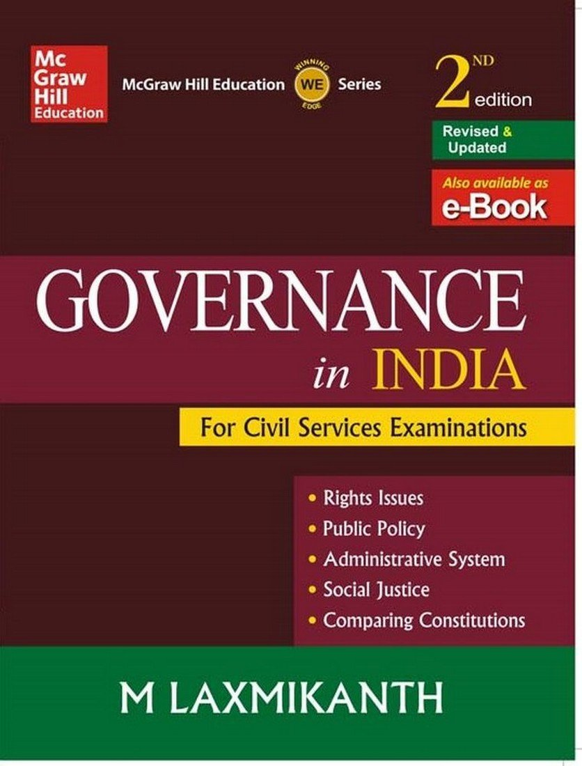 Governance in India Paperback – 25 August 2014