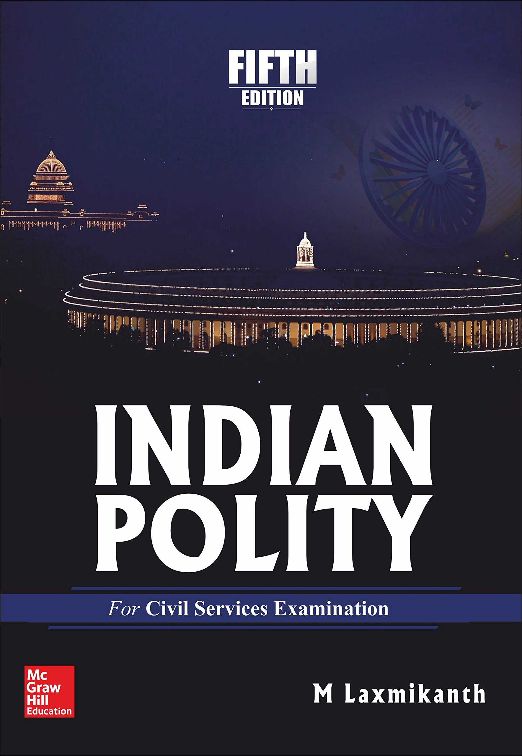 Indian Polity 5th Edition Paperback – 28 October 2016