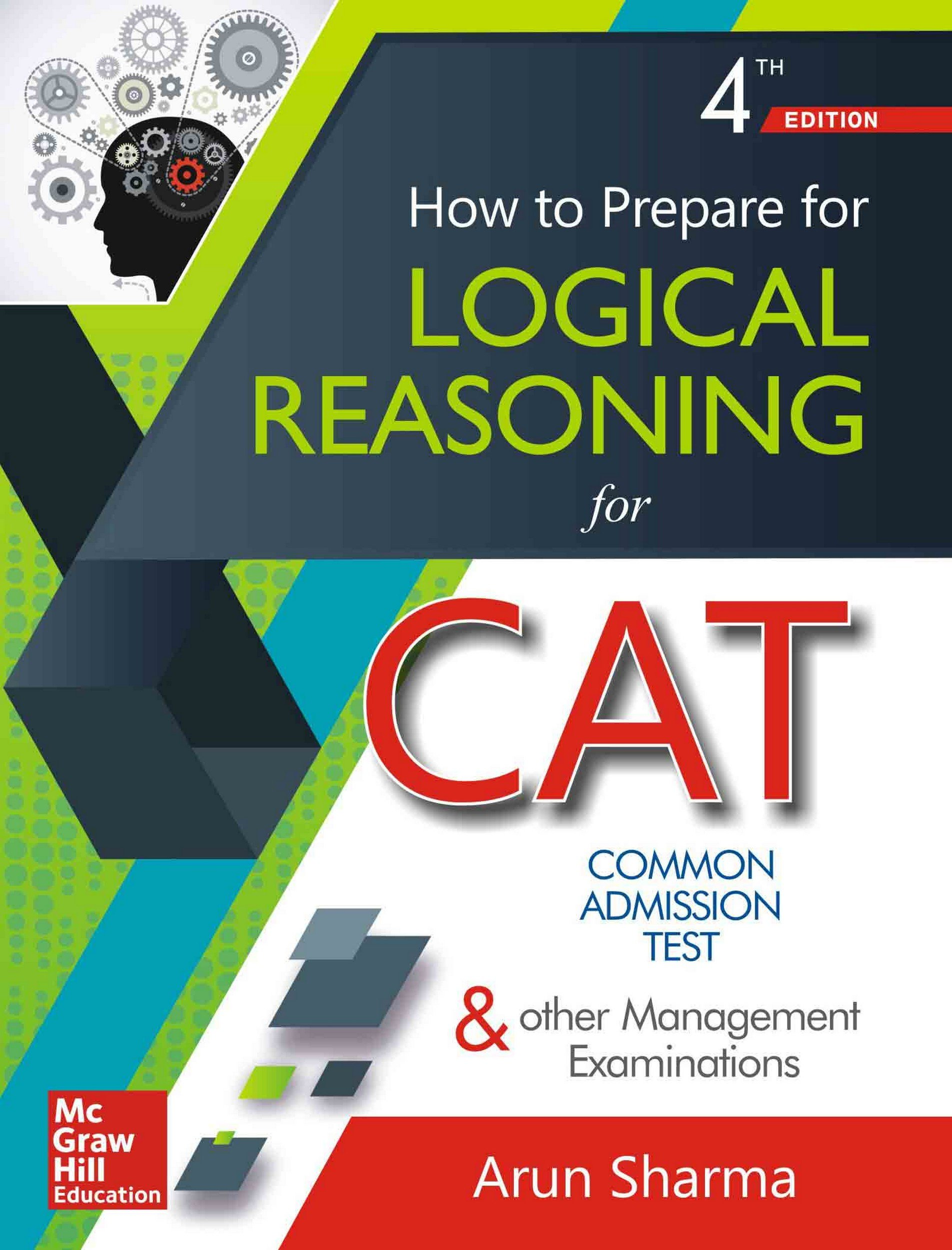 How to Prepare for Logical Reasoning for CAT Paperback – 31 July 2017