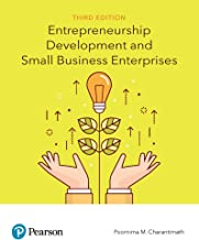 ENTREPRENEURSHIP DEVELOPMENT, 3E