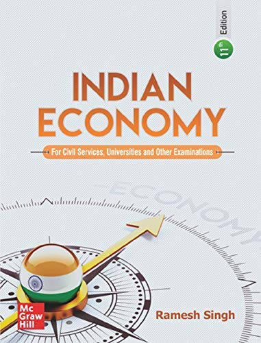 Indian Economy for Civil Services, Universities and Other Examinations (11th edition) Paperback – 30 April 2019