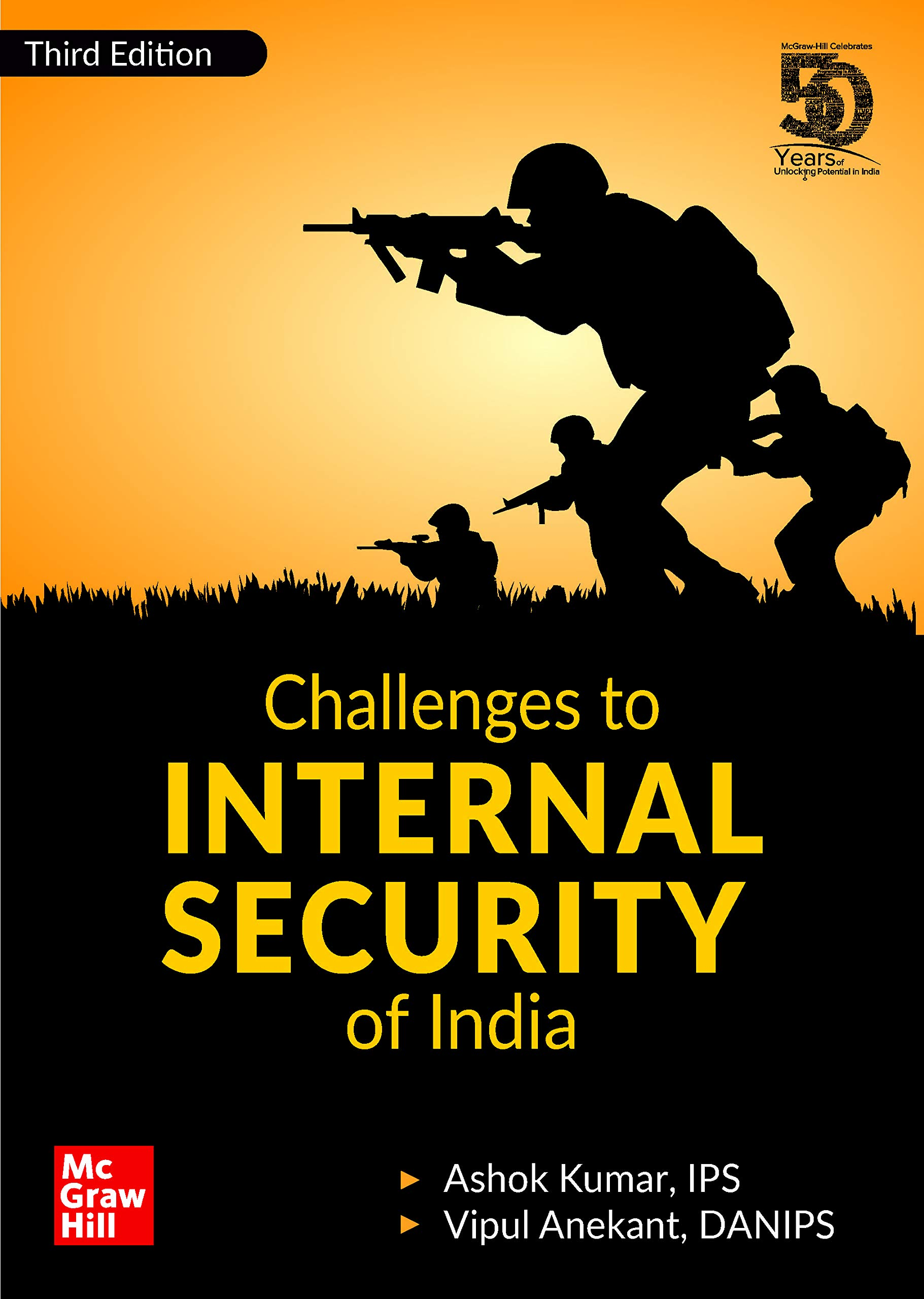 Challenges to Internal Security of India (Third Edition) Paperback – 6 June 2019