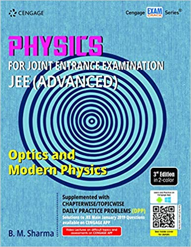 PHYSICS FOR JEE (ADCANCED): OPTICS & MODERN PHYSICS, 3ED