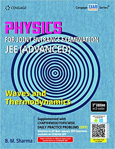 PHYSICS FOR JEE (ADVANCED): WAVES & THERMODYNAMICS, 3ED