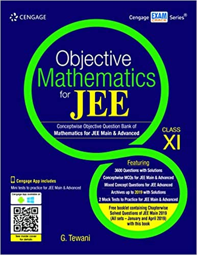 OBJECTIVE MATHEMATICS FOR JEE CLASS XI