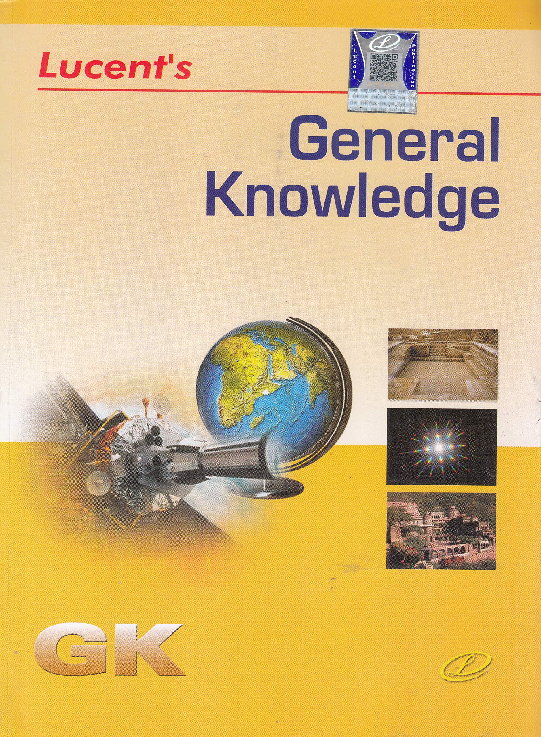General Knowledge Paperback – 1 January 2018 (Lucent's)