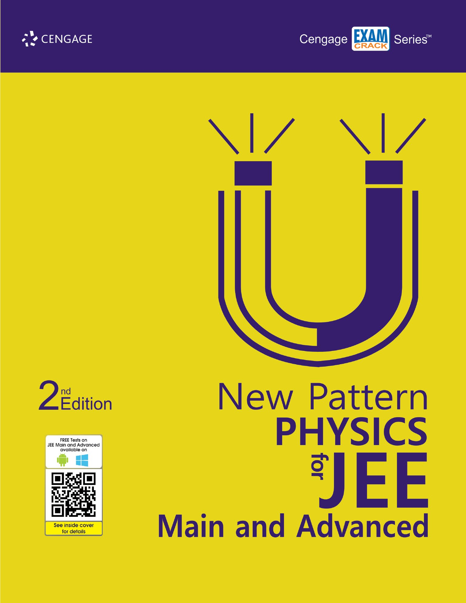 NEW PATTERN PHYSICS FOR JEE MAIN AND ADVANCED 2ND ED