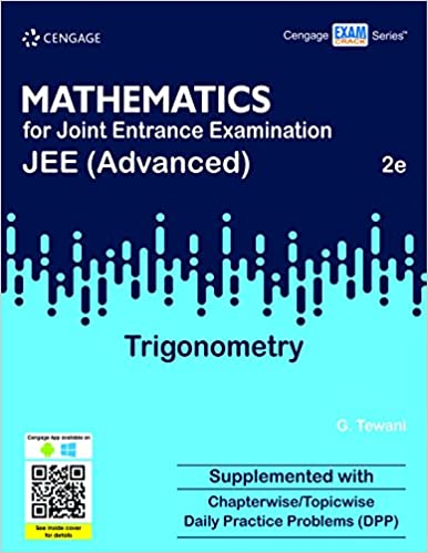 MATHEMATICS FOR JEE (ADVANCED) : TRIGONOMETRY