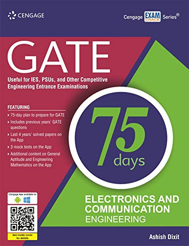 GATE IN 75 DAYS ELECTRONIC AND COM
