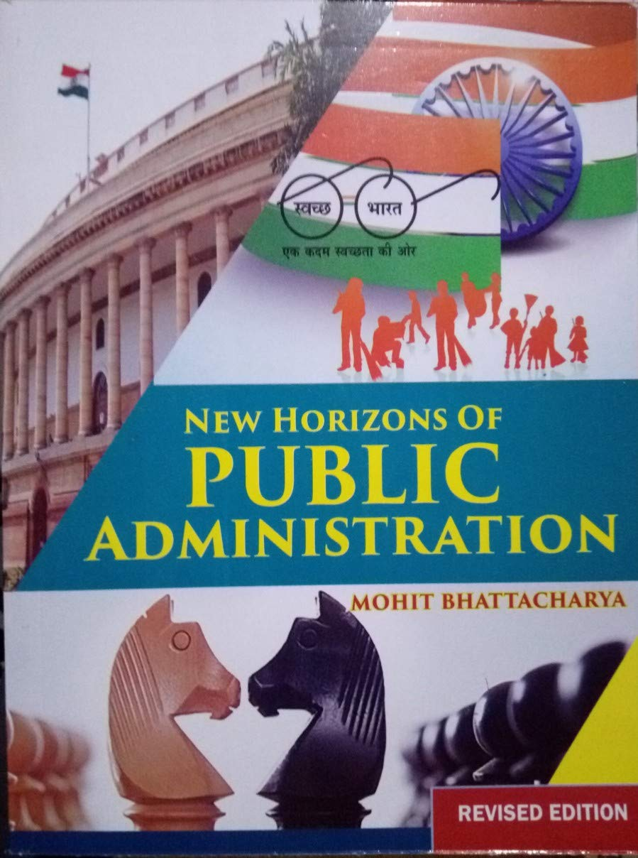 New Horizons of Public Administration (Examination 2018-2019) Seventh edition (2018)