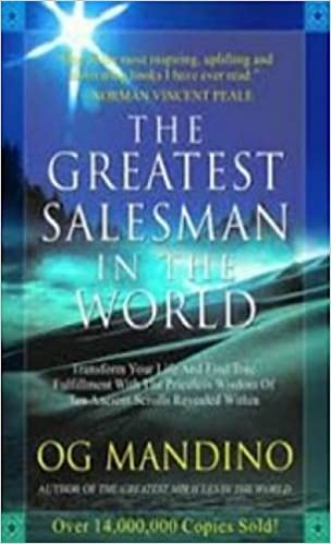 The Greatest Salesman in the World Paperback – 25 August 2007