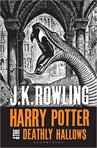 Harry Potter and the Deathly Hallows (Harry Potter 7) Paperback – 6 September 2018