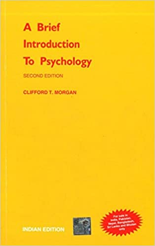 A Brief Introduction to Psychology Paperback – 1 July 2017