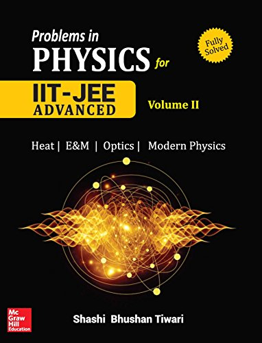 Problems in Physics for IIT JEE  - Vol – 2