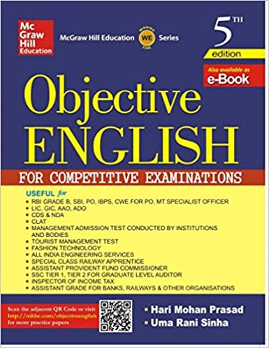 Objective English for Competitive Examination (Old Edition) Paperback – 1 January 2014