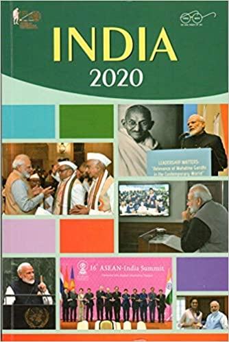 India 2020 - Publications Division Paperback – 1 February 2020