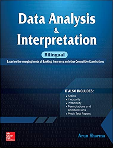 Data Analysis & Interpretation | Based on the emerging trends of Banking, Insurance and Other Competitive Examinations Paperback – 10 November 2018