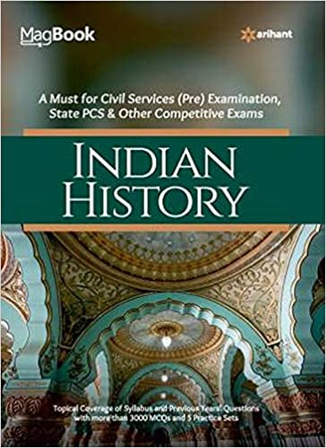 Magbook Indian History 2020 (Old Edition) Paperback – 11 July 2019