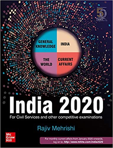 India 2020 : For Civil Services and Other Competitive Examinations Paperback – 5 January 2020