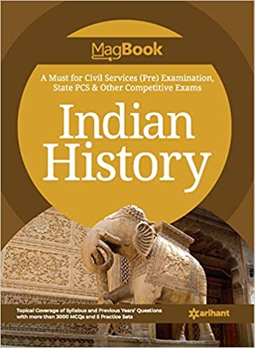 Magbook Indian History 2021 Paperback – 28 December 2020