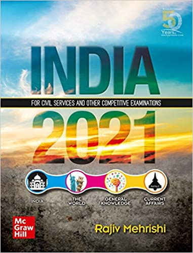 India 2021 : For Civil Services and Other Competitive Examinations Paperback – 10 January 2021