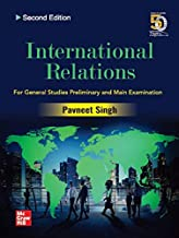 International Relations for General Studies Preliminary and Main Examination Paperback – 20 April 2019