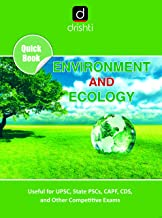 Quick Book Environment and Ecology (Drishti) (Hindi) Paperback – 1 January 2020