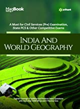 Magbook Indian & World Geography 2020 Paperback – 11 July 2019