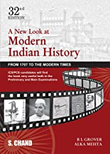 A New Look at Modern Indian History Paperback – 1 January 2018 (1981 edition)