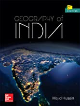 Geography of India Paperback – 1 January 2017