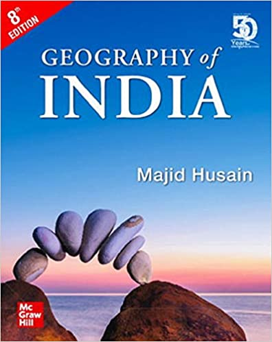 Geography of India for Civil Services and other Competitive Examination Paperback – 20 July 2019