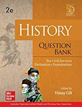 History Question Bank For Civil Services Preliminary Examination | Second Edition Paperback – 30 January 2020