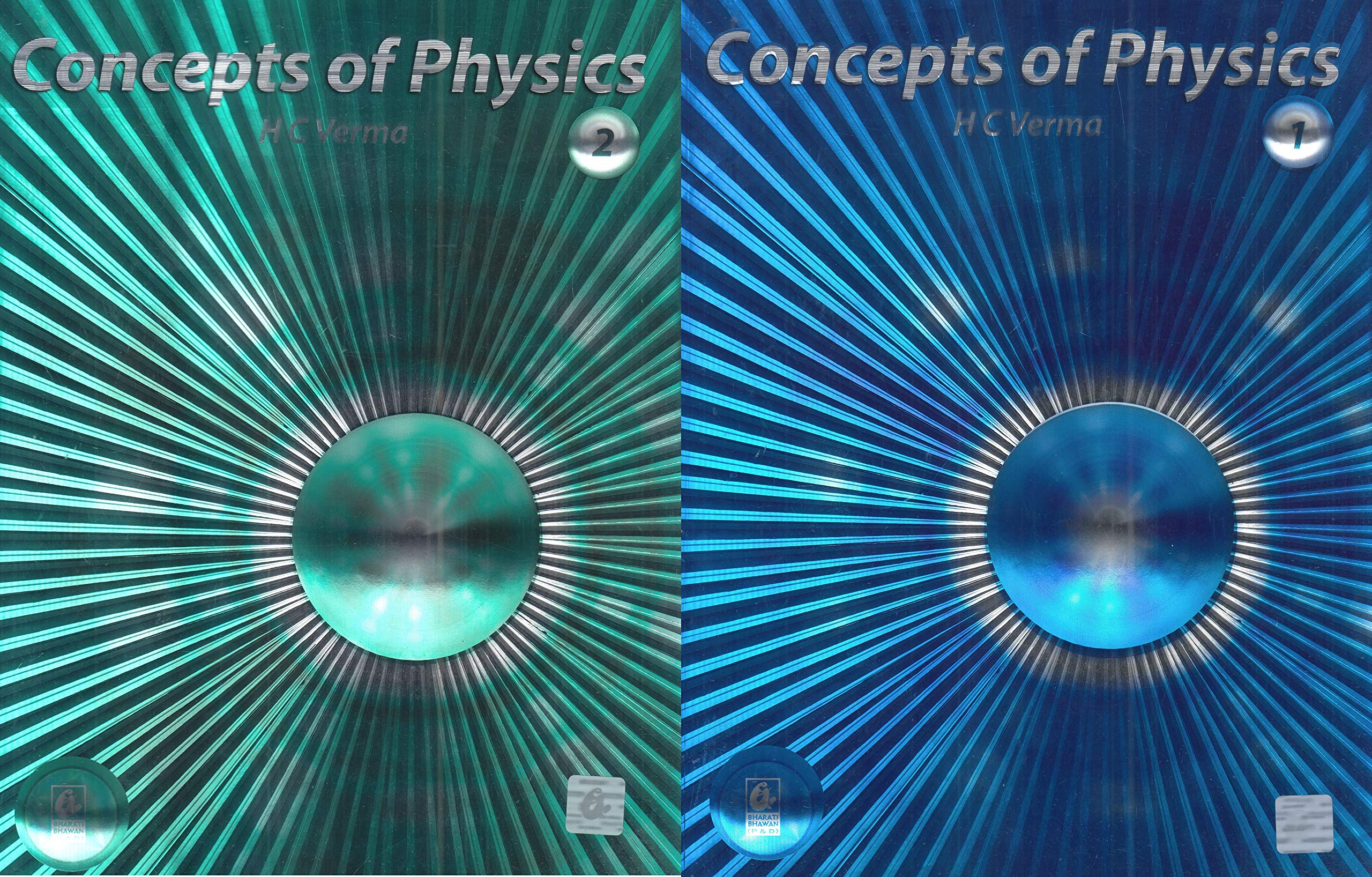 Concept of Physics (2018-2019) Session (Set of 2 Volume) Paperback – 1 January 2011